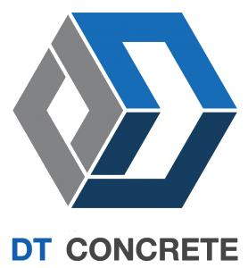 dt concrete logo