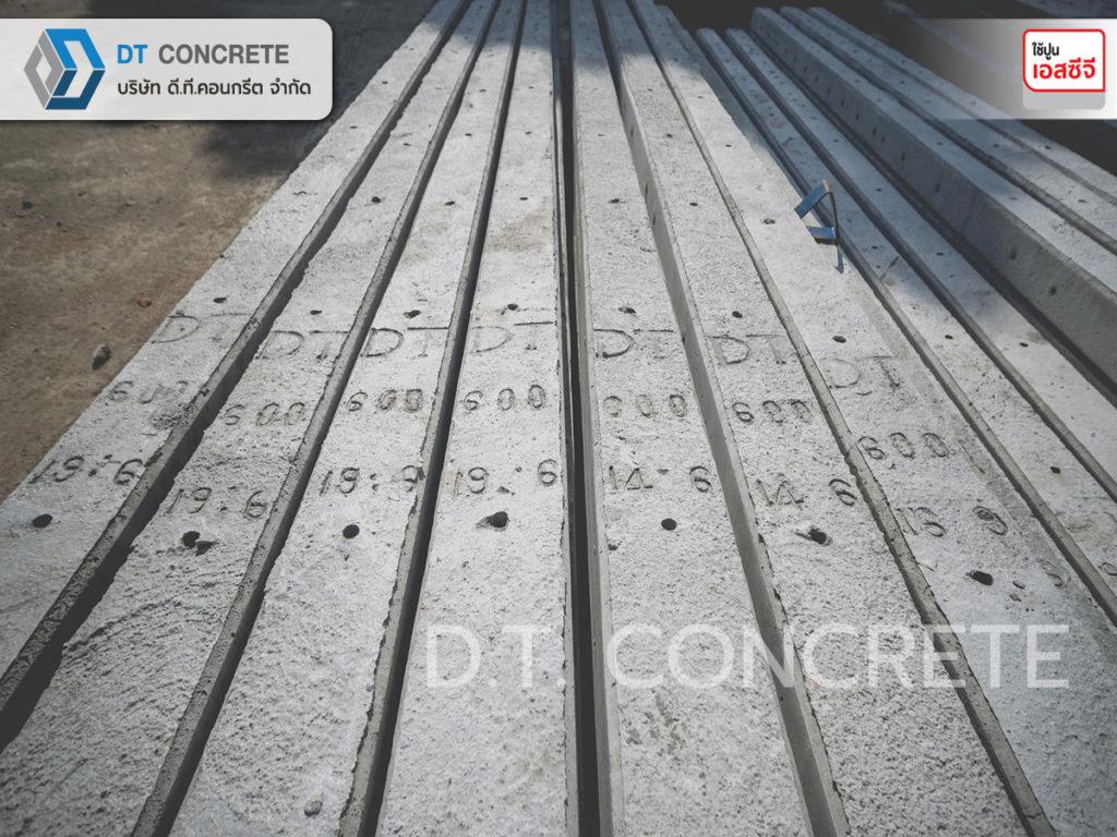 เสาไฟฟ้าคอนกรีตอัดแรง มาตรฐานจาก SCG