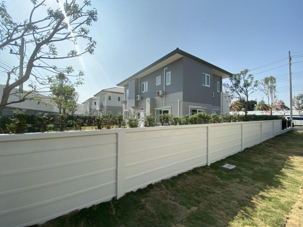 รั้วบ้าน รั้วสำเร็จรูป เชียงราย พะเยา
